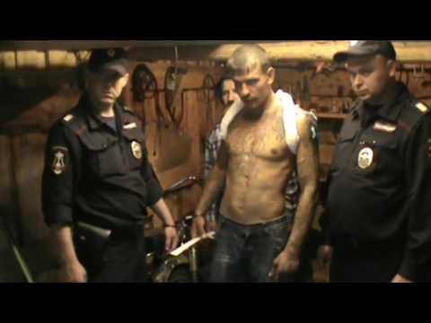 Убил знакомого в гараже, Омутнинск. Место происшествия 21.03.2017