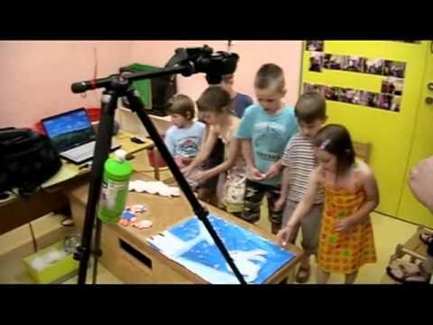 Media education nell'Asilo:  Raggio di Sole, in Slovenia