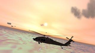 practice noe flight uh mh 60l    helicopter sim pro    military guru