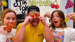 $100 AMAZON JELLY FRUIT CANDIES!!