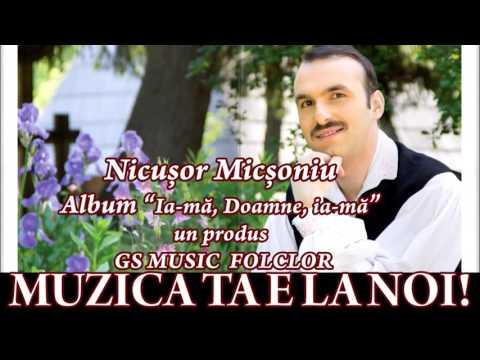 COLAJ ALBUM NICUSOR MICSONIU - IA-MA, DOAMNE , IA-MA