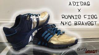 Kith x Adidas NYC