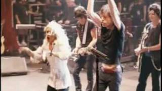 The Rolling Stones Ft. Christina Aguilera - Live With Me