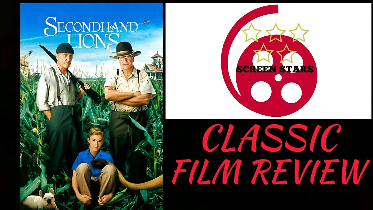 Download Secondhand Lions (2003) Classic Film Review