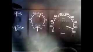 ford f100 mod 98 a fondo 167 km h velocidad mxima la forincha