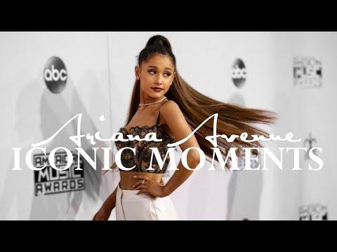 Ariana Grande   Iconic Moments