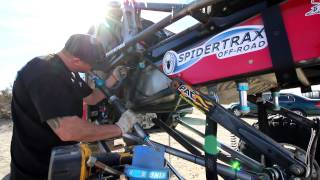 Shock Tuning With Loren Healy's Red Dragon Ultra4 Buggy