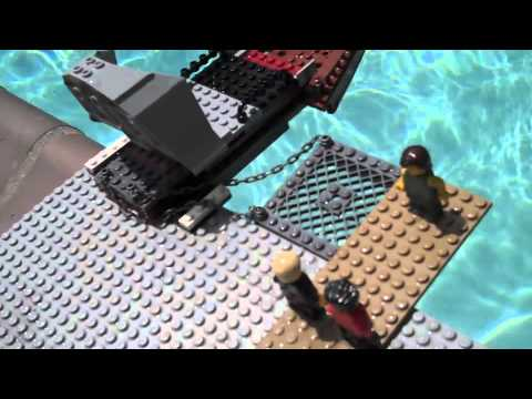 Journey to the Center of the Earth (in Lego) - YouTube