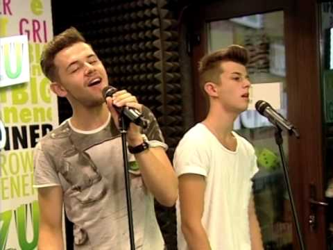Maxim - Vreau sa te (Live la Radio ZU)