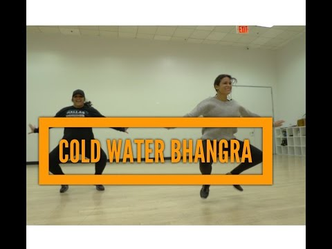 COLD WATER BHANGRA Dance by Diljit Frenzy feat. Justin Bieber