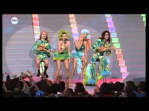 Army of Lovers   La Plage de Saint Tropez   Belgium, 1993