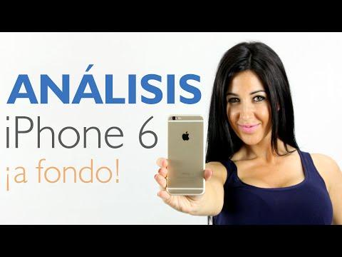 iPhone 6: Análisis, Características y Opinión (en español)