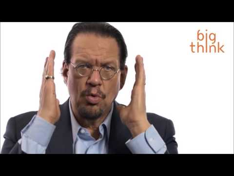 Penn Jillette on Islam