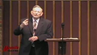 Bob Anderson, How to start a deaf ministry, June 6, 2016