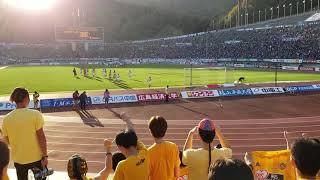 2018年11月10日 サンフレッチェ広島vsベガルタ仙台(0-1○) エディオンス...