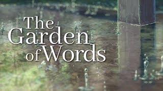The Garden Of Words Trailer「 Fan Made」