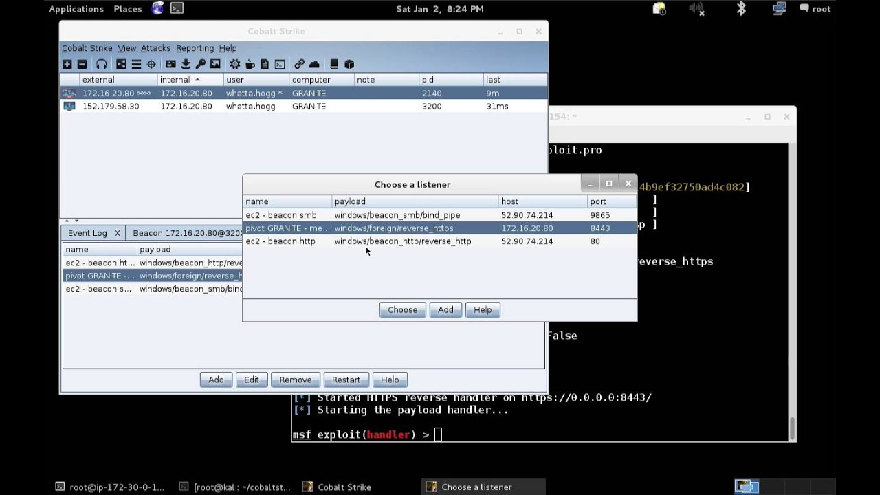 metasploit framework | Strategic Cyber LLC
