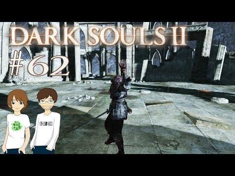 DARK SOULS II #62 - Der Spiegelritter [FACECAM] [HD] | Let's Play Dark Souls 2