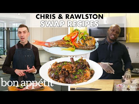 Chris and Rawlston Experiment with Vinegar | From the Home Kitchen | Bon Appétit