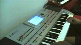 Djani Juzni Vetar MIX - Uzivo na KORG PA 80