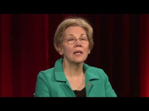 Why It Is All Personal for Senator Elizabeth Warren | Voices in Leadership