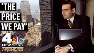 9/11 Survivor Looks Back on His Viral Email, 'The Price We Pay'   NBC New York Archives  from