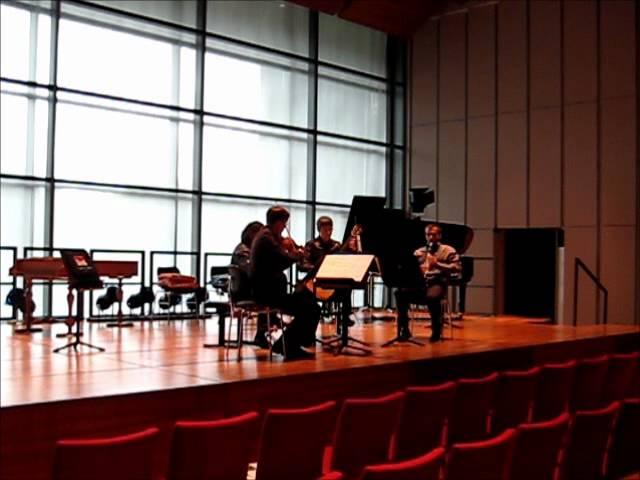 Filippo Gragnani Quartetto for clarinet, violin, and two guitars, Op. 8