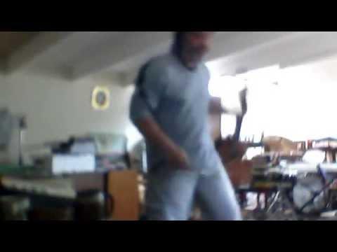 Themistoklisable's martial arts songs music dancing webcam video November 15, 2011 02:45 PM