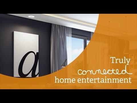 6SL Speaker Downlight Home Entertainment Video