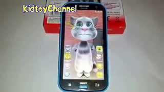 Видео обзоры игрушек 2016 - Кот Том (Tom Cat) | Телефон для игр (kidtoy.in.ua)(Купить игрушку: https://vk.com/album-47667519_169904857 Альбом