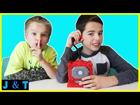 SAFE BREAKER Who Can Crack The Code And Win? / Jake and Ty
