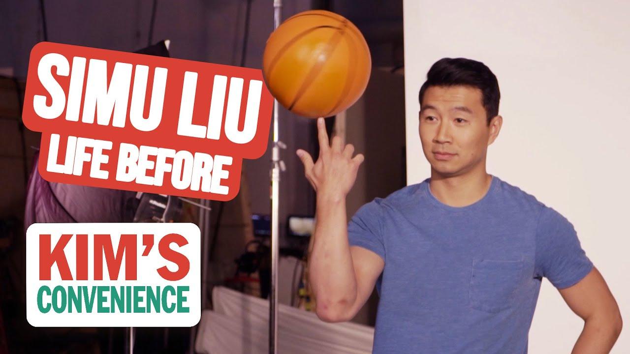 Simu Liu on life before Kim's Convenience