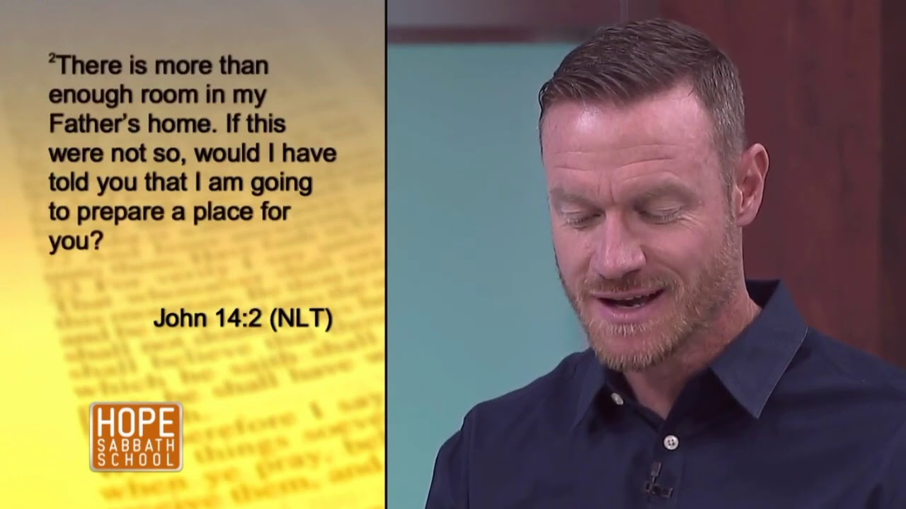 Hope Sabbath School Lesson 12 A Message Worth Sharing
