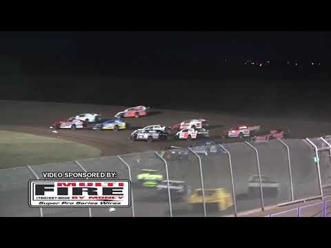 RPM Speedway Sport Mod Feature 4-27-19. - dirt track racing video image
