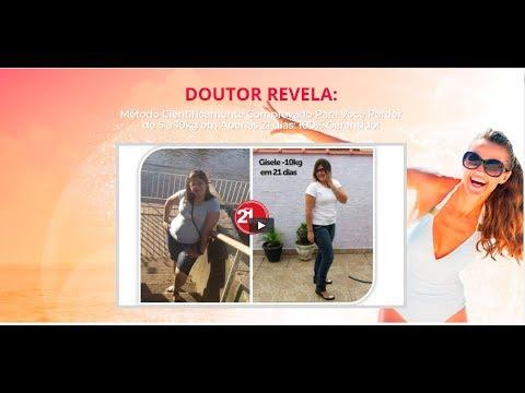 DIETA DE 21 DIAS COM DR. RODOLFO AURÉLIO