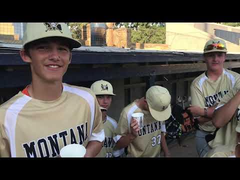 2018 Montana Baseball CABA
