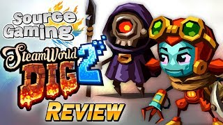 SteamWorld Dig 2 (Switch) - Review