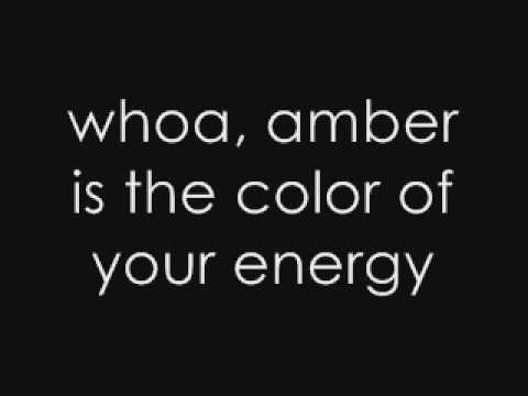 Amber  311 LYRICS
