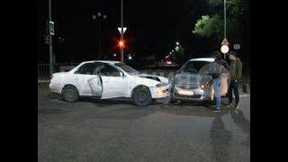 Сигнал светофора стал причиной спора участников ДТП в Хабаровске. Mestoprotv