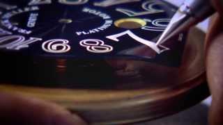 Franck Muller - Making a Dial