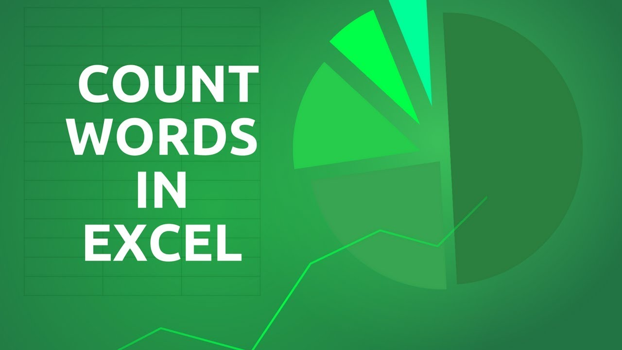📌 How to Count Words in Excel | Excel Software📌 - YouTube