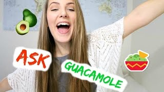 AskCupcake n°6 : Guacamolé Gua Gua Camolé ?