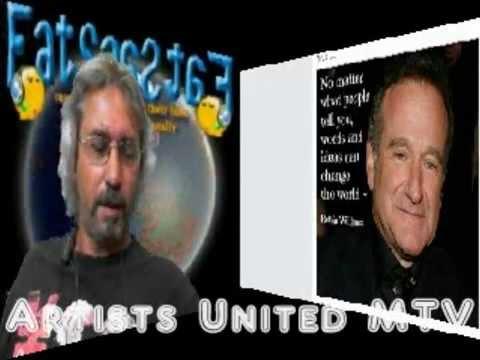 Robin Williams R.I.P from Kim Nicoalou Fatsa Fatsa Tv Show