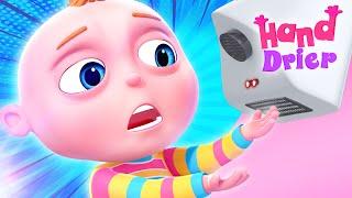 TooToo Boy - Hand Drier Episode | Videogyan Kids Shows | Cartoon Animation For Children