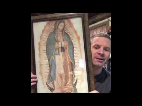 "Christopher West: ""The Theology of Mary's Body: Hidden Mysteries of Our Lady of Guadalupe"" Pt 2 of 4"