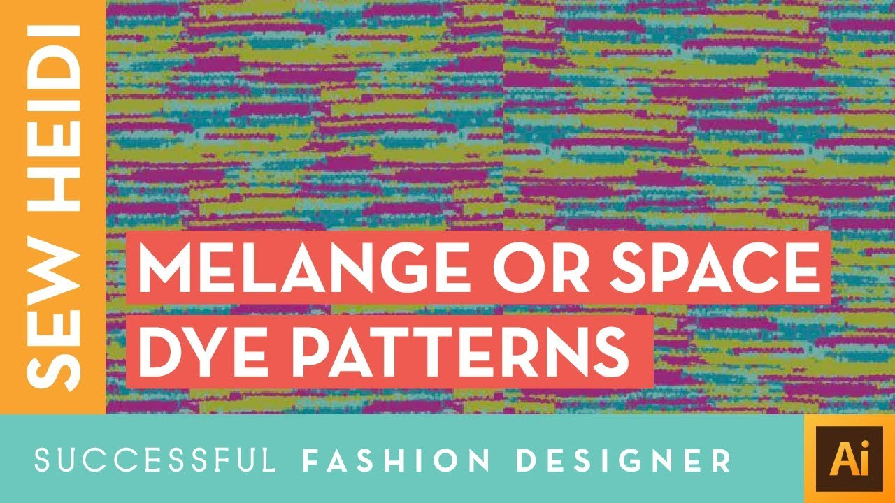 Seamless Repeating Patterns For Textile (Or Surface) Design