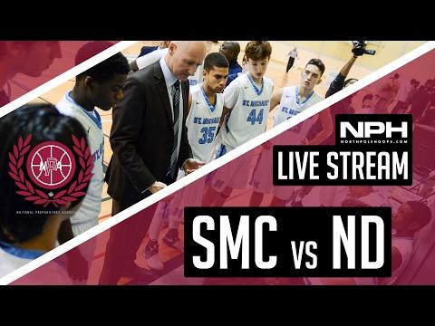 St.Michaels Blue Raiders vs Notre Dame Hounds LIVE!