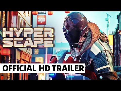 Hyper Scape - Official World Premiere Trailer