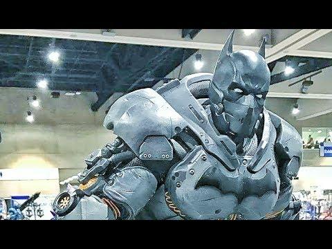 Iron Mech Ex Suit Batman by Prime 1 Studio - YouTube