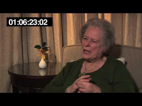 Elizabeth Ward worked at SOE's secret radio station in Italy.